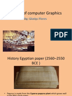 history of computer graphics2