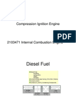 Compression Ignition Engine Combustion