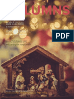 First Presbyterian Church of Orlando Magazine (November/December 2014)