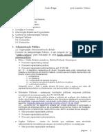 Apostila de D. Administrativo OAB/RJ