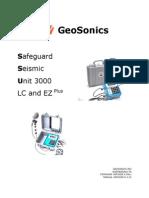 3000EZPlus Manual Sismógrafo
