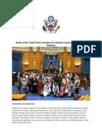 Susi Student Leaders Program Pakistan 2105 1