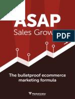 ASAP - Marketizator sales growth method