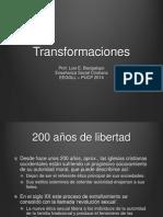 CDR103 Transformaciones