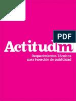 Actitud M