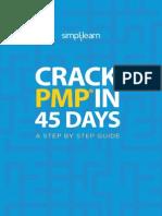 Crack PMP in 45 Days
