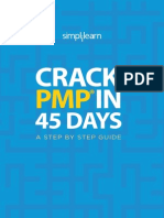 Pmp exam prep sixth edition rita mulcahy crack pmp in 45 days fandeluxe Image collections