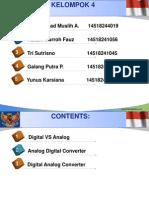 4. Analog Digital