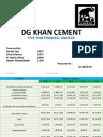 DG Khan Cement