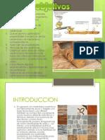 Diapositivas ceramicos