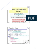 Topic1-MechatronicsIntroduction
