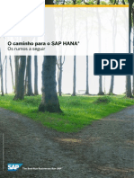 The Road to SAP HANA - Brazilian Portuguese