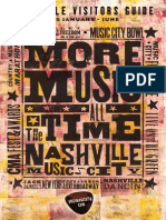 Nashville Visitors Guide Jan-June 2015