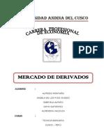 Alfredo Final Mercado de Derivados