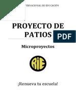 Pro Yec to de Patios