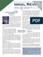 Centennial Review January 2015