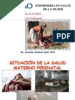 1.Situaion de La Salud Materno Infantil