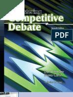 Mastering Competitive Debate