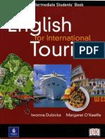 English for International Tourism Pre-Intermediate Class