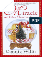 Miracles and Other Christmas Stories by Connis Willis, 50 Page Fridays