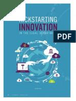 Kickstarting Innovation in the Legal Department