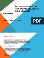 IV Informacion General de La Cuenca del vilcanota y urubammba