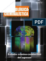 Estudio crimino-conductual del agresor