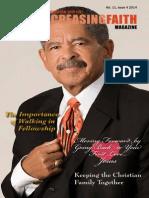 EIf Magazine -  Fall 2014 - Vol 11 Issue 3