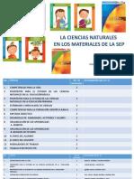 EACNEP Materiales de La SEP 2011