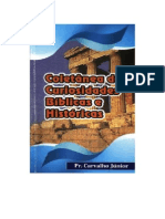 Coletânea de Curiosidades Bíblicas e Históricas - Pr Carvalho Junior