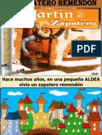 Cuento El Zapatero Remendon