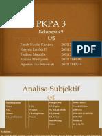 PKPA 3 soap