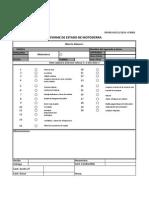 formato motosierra ops006