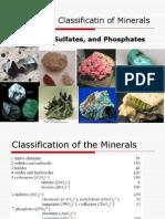 3. Carbonates, Phosphates, & Sulfates WS