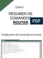 Ccna 2 Resumen Comandos Router