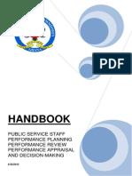 Psc Appraisal Manual
