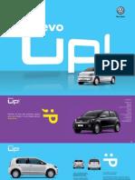 Ficha Técnica Volkswagen up!
