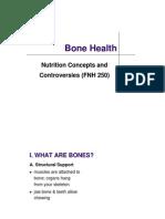 13 Bone Health
