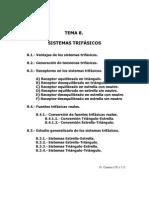 Tema 8. Sistemas Trifasicos