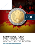 Longue Interview d'Emmanuel Todd