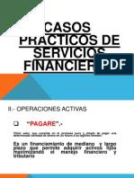 Casos Practicos de Operaciones y Servicios Bancarios