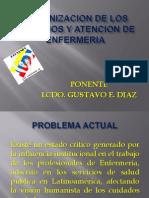 ConferenHumanizacion de los servicios de neonatologia,Lcdo Gustabo Diaz. Nueva Esparta
