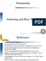Anchoring and Buoy Mooring v1.3