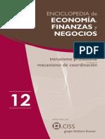 Enciclopedia de Economía y Negocios Vol. 12 Parte 1