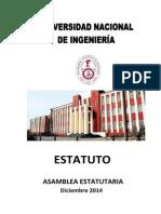 Estatuto Uni 2014diciembre