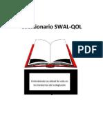 Cuestionario SWAL -QOL español