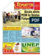 Bikol Reporter December 7 - 13 Issue