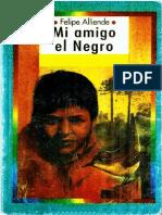 Alliende Felipe - Mi Amigo El Negro