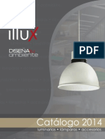 Catalogo Illux 2014