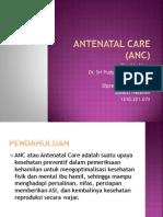 Antenatal Care (Anc)